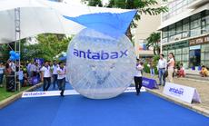 """Cơ hội cùng Antabax trải nghiệm trò chơi Zorbing Ball """"Quả banh khổng lồ"""""""