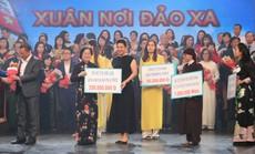 Bà Đỗ Thị Kim Liên góp 700 triệu đồng cho Hoàng Sa - Trường Sa