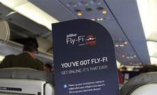 Hãng hàng không đầu tiên có Wi-Fi miễn phí trên máy bay