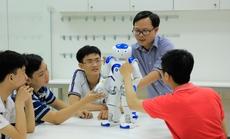 Trường ĐH KHTN TP HCM mở các lớp lập trình sáng tạo cho học sinh
