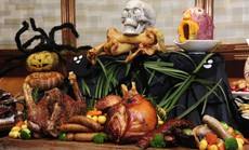 Đặc sắc tiệc buffet Halloween
