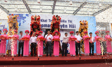 Saigon Co.op khai trương siêu thị Co.opmart Duyên Hải tại Trà Vinh