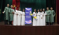 Amway Việt Nam là nhà tài trợ kim cương của đoàn Việt Nam tại SSEAYP 2018