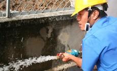 Nhà máy nước Tân Hiệp tạm ngưng cấp nước