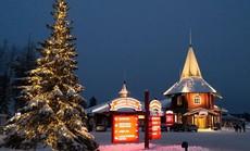Mua tour nào tham quan quê hương ông già Noel?