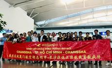 Mở đường bay thẳng TP HCM - TP Changsha