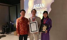Đại học Duy Tân giành giải bạc tại ASEAN ICT Awards 2018