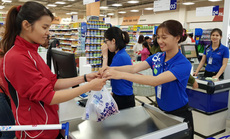 Khai trương siêu thị Co.opmart Đồng Phú tại Bình Phước