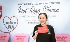 Hành trình giọt hồng Venesa 2018 kết thúc: Những niềm vui ở lại