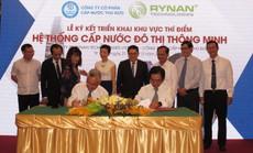 Sawaco ký kết triển khai khu vực thí điểm hệ thống cấp nước đô thị thông minh