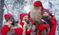 Tới Phần Lan, thăm ngôi làng quê hương chính thức của ông già Noel