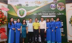 NCB tài trợ giải golf Vũ – Võ toàn quốc