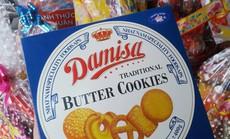 """Cận Tết, """"choáng"""" với nhiều loại bánh kẹo giả, nhái"""