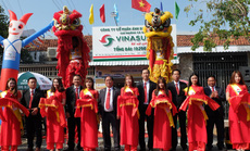 Vinasun Taxi khai trương chi nhánh tại Cà Mau và Hậu Giang