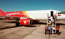 Vietjet - nhà vận chuyển hàng không chính thức cuộc thi Hoa hậu Việt Nam 2018