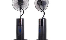 Soi giá những loại quạt điện chống nóng hiệu quả
