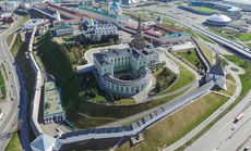 Cảnh đẹp mê ly của 10 thành phố Nga ngày nay