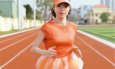 Người phụ nữ Việt Nam đầu tiên thi chạy marathon tại Bắc Cực