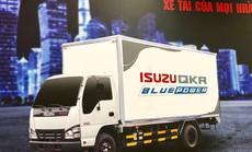 Isuzu ra mắt xe tải đạt chuẩn khí thải Euro 4