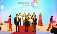 BenThanh Tourist 8 năm liền đạt Top 10 thương hiệu du lịch hàng đầu TP HCM