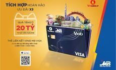 Ra mắt thẻ liên kết VinID-MB Visa