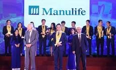 """Manulife Việt Nam được vinh danh """"Dịch vụ bảo hiểm nhân thọ tốt nhất"""""""
