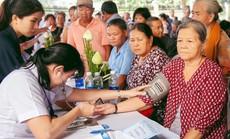 """""""Kết nối yêu thương"""" trên quê hương cố Thủ tướng Phan Văn Khải"""