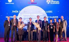 Vingroup ký thỏa thuận hợp tác đào tạo với hai trường ĐH top 20 thế giới