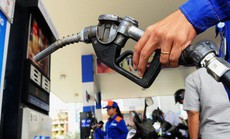 Giá xăng dầu đồng loạt tăng từ 500-700 đồng/lít