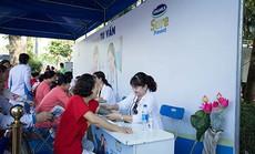 Vinamilk chăm sóc sức khỏe cho người cao tuổi Hà Nội