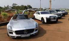 Nhiều ô tô hạng sang biến mất tại Việt Nam