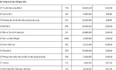 HNX công bố 100 cổ phiếu cảnh báo nhà đầu tư