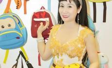 """Uyên Thảo """"mê tít"""" balo trẻ em thương hiệu Nohoo vừa đến Việt Nam"""
