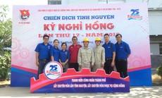 Đoàn Tổng Công ty Cấp nước Sài Gòn ra quân chiến dịch tình nguyện Kỳ nghỉ hồng 2018