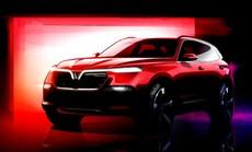 """Mẫu xe """"Bản sắc Việt - Thiết kế Ý - Kỹ thuật Đức - Tiêu chuẩn quốc tế"""" của VinFast tham dự Paris Motor Show"""