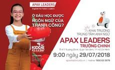 Apax Leaders chào đón trung tâm anh ngữ mới tại TP HCM