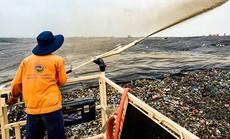 Thầm lặng trên bãi rác Đa Phước