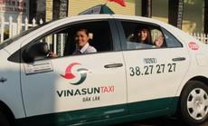 Vinasun đề nghị bỏ quy định về xe hợp đồng điện tử