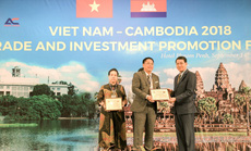 BenThanh Tourist nhận giải Top 10 doanh nghiệp tiêu biểu Asia 2018