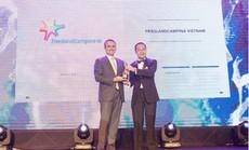 FrieslandCampina Việt Nam - nơi làm việc tốt nhất châu Á 2018
