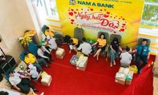 Ngày hội hiến máu 2018: Nam A Bank kết nối triệu trái tim hồng