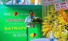 Satrafoods đạt cột mốc 200 cửa hàng