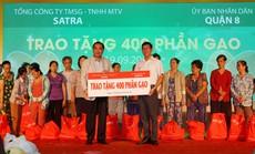 Nhiều hoạt động phong phú mừng Satrafoods thứ 200