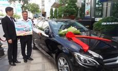 Gửi tiết kiệm trúng xe Mercedes trị giá 1,5 tỉ đồng