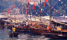Cuộc sống thường ngày ở Hồng Kông những năm 1970