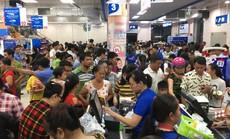Khuyến mãi lớn, Co.opmart Tân Châu thu hút đông đảo khách hàng đến mua sắm