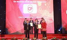 C.P. Việt Nam đứng thứ 16/500 doanh nghiệp lớn nhất năm 2017