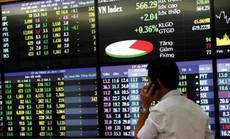 Cổ phiếu ngân hàng vẫn 'bứt tốc' giữa tâm điểm đại án