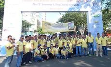 Chương trình Đi bộ từ thiện Lawrence S. Ting lần 13 - 2018: Vinataxi mang Tết ấm đến người nghèo