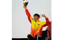 Võ Thanh Tùng chia sẻ khi đứng đầu nhóm VĐV khuyết tật tiêu biểu 2018